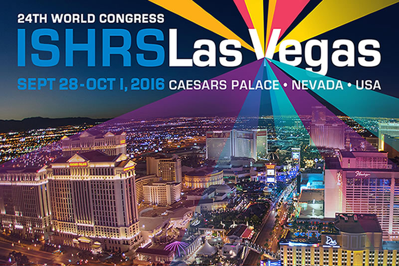 XXIV CONGRESS OF INTERNATIONAL SOCIETY OF HAIR RESTORATION SURGERY (ISHRS). LAS VEGAS, NEVADA, USA, 2016